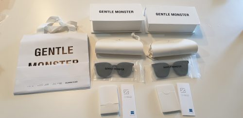 GM SOLO 01 Sunglasses [High Recommend][2020 collection] photo review